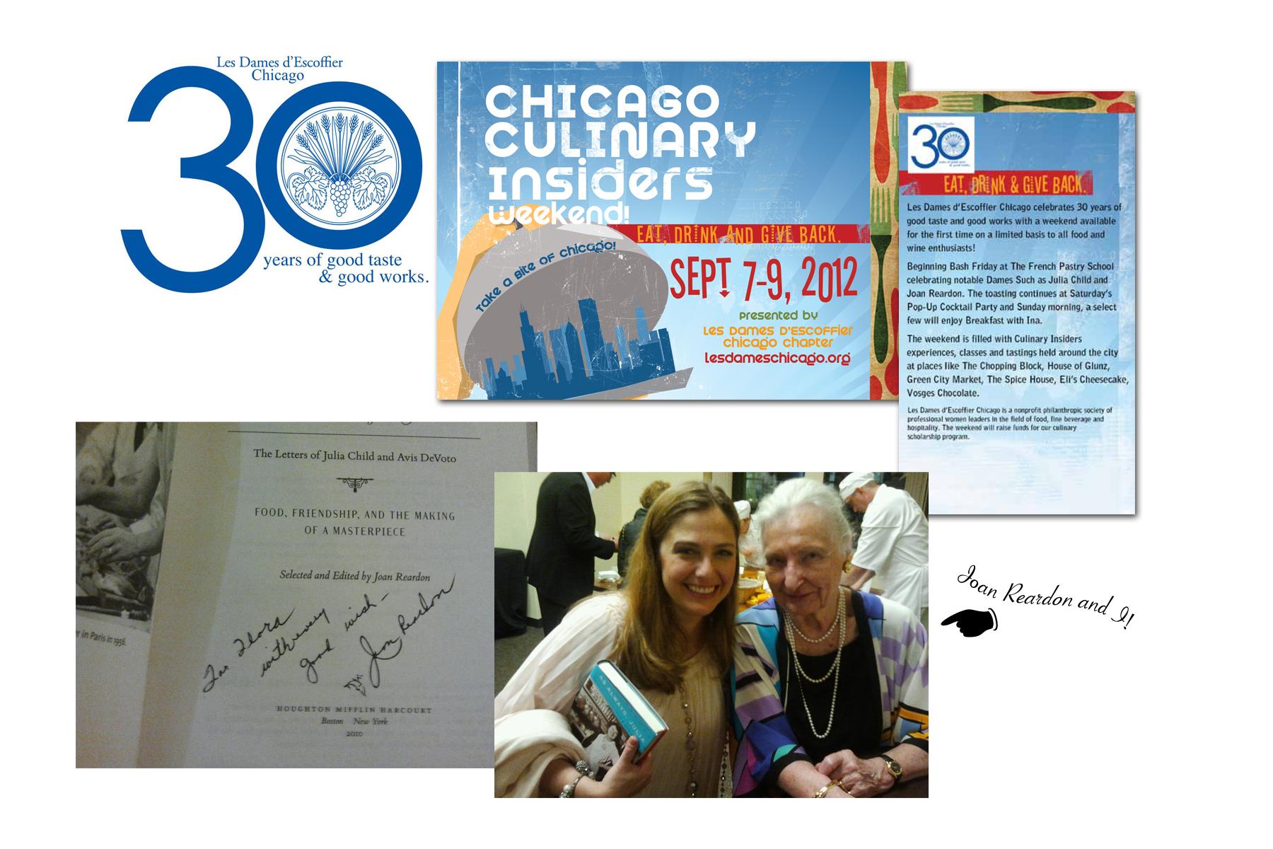 Les Dames D'Escoffier Chicago