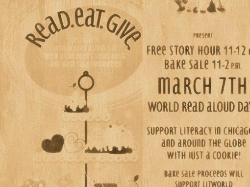 LITWORLD/World Read Aloud Day 2012
